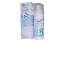 NanoSan Crema In caso di pelle secca ed invecchiata, capelli deboli e sfibrati