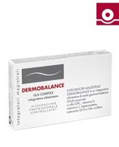 Dermobalance  Indicato nei casi di aumentato fabbisogno o di scarso apporto con la dieta di acido gamma-linolenico (GLA). Utile nei casi di secchezza cutanea poiché aiuta a ristabilire il giusto grado di idratazione.